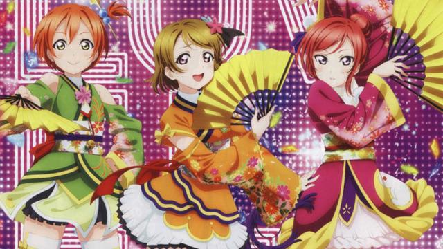 《Love Live!》领跑12月TSUTAYA销量排行榜