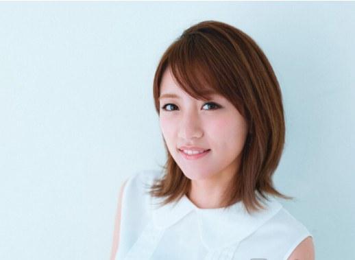 AKB48高桥南将于4月8日毕业