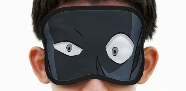 《名侦探柯南》将售犯人眼罩 睡觉时可以吓人了