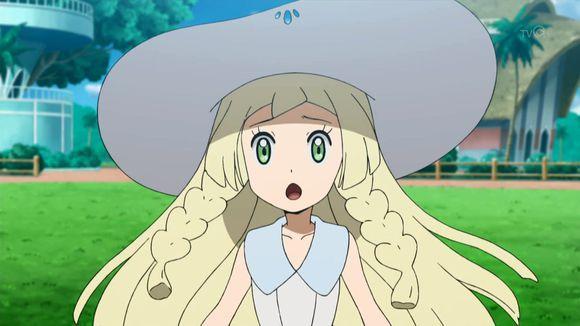 《精灵宝可梦》新系列女主超可爱