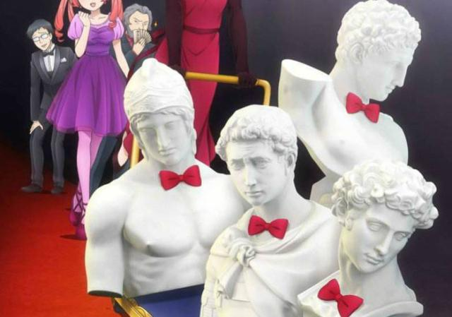 日媒公布二次元男性偶像组合人气排名 石膏BOYS强势上榜
