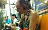 公交地铁上的群魔乱舞