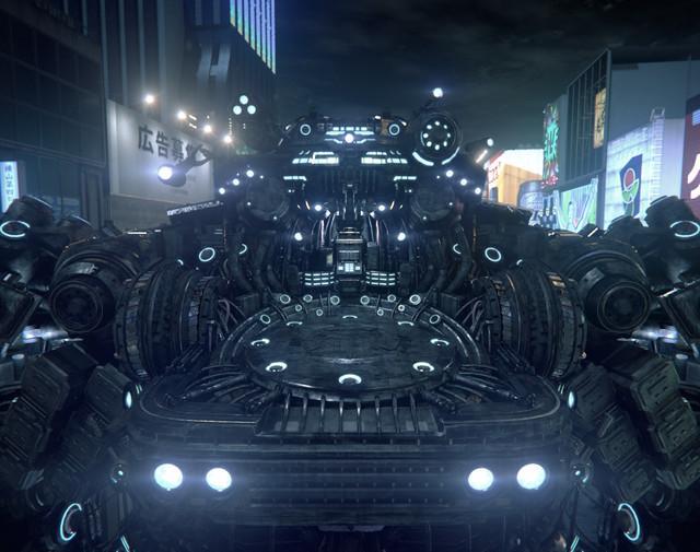 《杀戮都市》电影10月上映 大阪篇继续便当