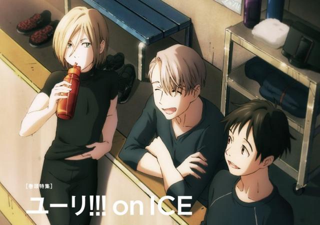 《冰上的尤里》在美国狂揽日本动画年度大奖成最大赢家