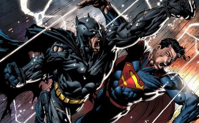 《蝙蝠侠大战超人》将在纽约首个4D影院上映
