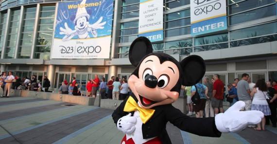 迪士尼公布2017年D23博览会时间