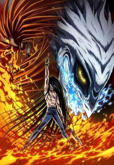 动画《潮与虎》第3季新视觉图 主题歌情报