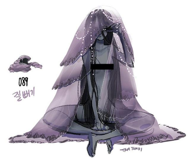 韩国人把皮卡丘变成小萝莉 这样的小精灵给我来一打!