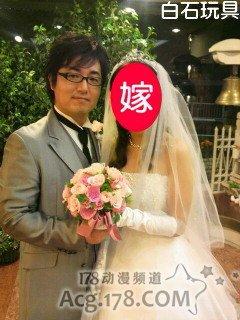 声优白石稔博客宣布8月份已经结婚