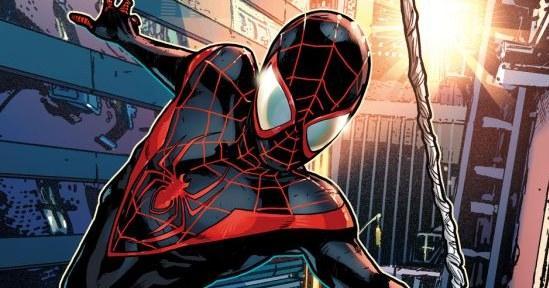 外媒爆料《蜘蛛侠》动画电影主角为黑人!