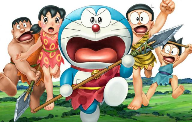 十万个为什么:为什么哆啦A梦大长篇主人公总是五人组?