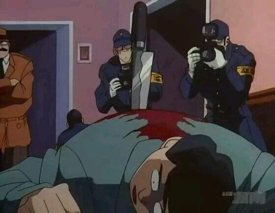 测试:你在《柯南》里的死法