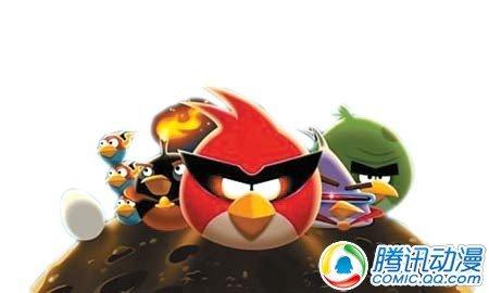 《愤怒的小鸟》将推出52集动画!