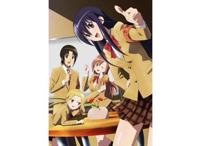 《妄想学生会》第2季动画蓝光套装开放预售 附赠新作广播剧