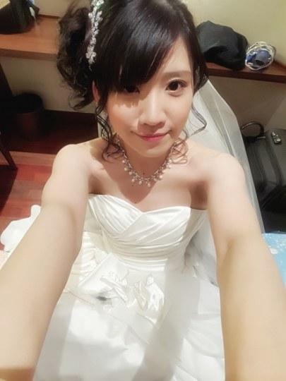 恭喜!声优喜多丘千阳宣布婚讯 晒出新娘装