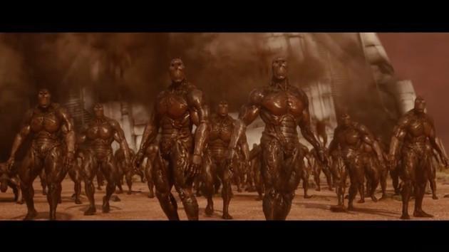 外媒批《火星异种》真人电影有种族歧视
