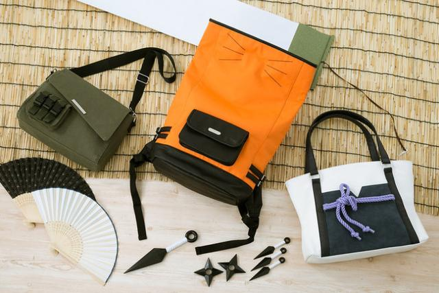 鸣人×佐助包包发售