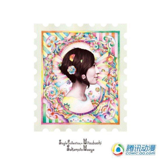 坂本真绫第三单曲合辑周排行第九