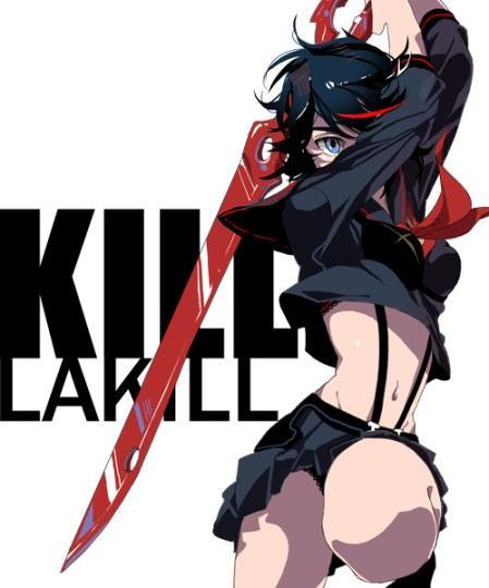 注意使用安全!盘点动画中用剪刀当武器的少女
