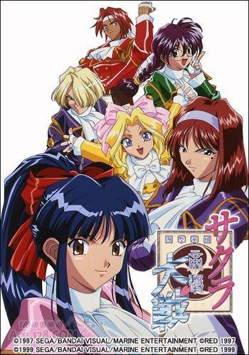 《樱花大战》15周年OVA合集新情报