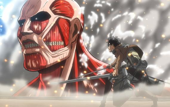 《进击的巨人》第2季第1集为一个半小时特别篇