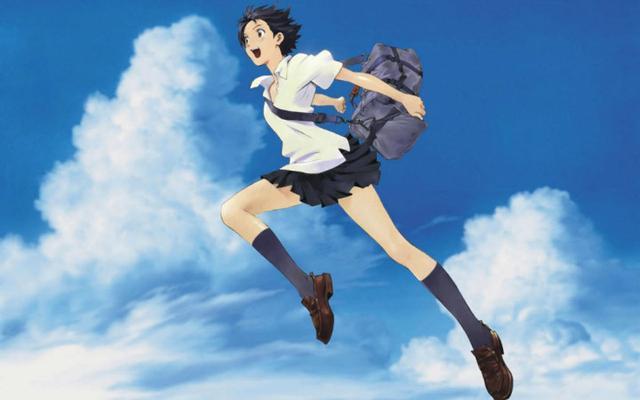 《穿越时空的少女》发售十周年纪念BD BOX
