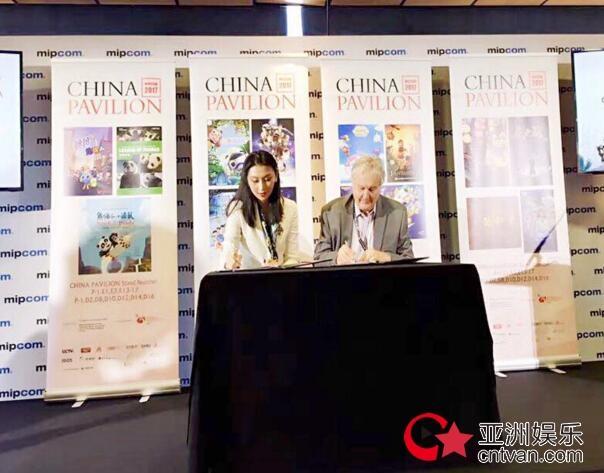 100%原创动画《京剧猫》海外起飞 中国文化输出载梦启航