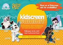 国产动画IP《京剧猫》直击Kidscreen峰会