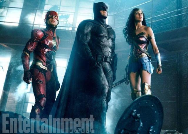 超人呢?《正义联盟》首张海报公开