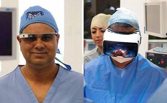 晕血慎入!英国医生将用VR直播手术过程