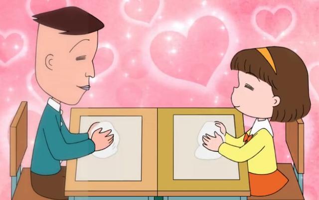 《樱桃小丸子》最新话:丸尾君摘眼镜后是个大帅哥