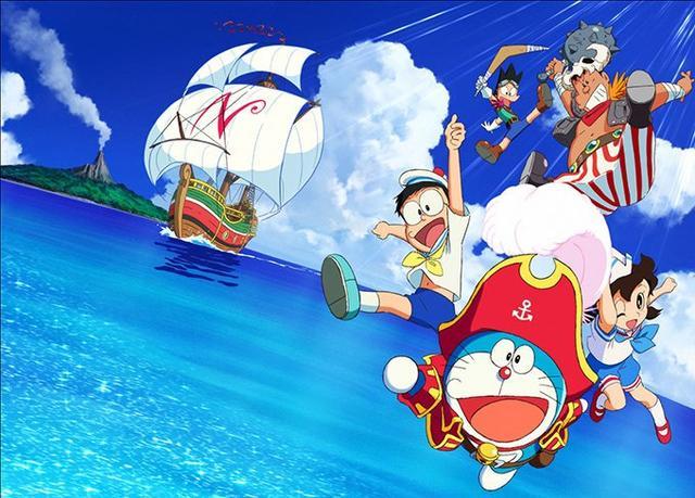 机器猫第38部剧场版为《哆啦A梦:大雄的宝岛》