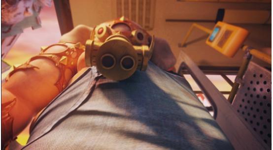 国内首部蒸汽朋克风格动画《血色苍穹》PV首曝