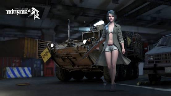 电影级动画《末世觉醒之入侵》获赞  Redshift渲染器助力国漫制作