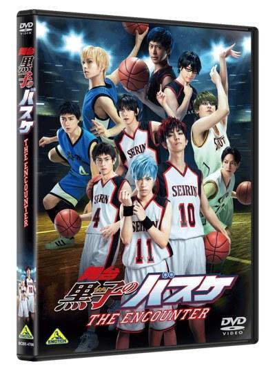 小野贤章主演!《黑子的篮球》舞台剧DVD8月发售