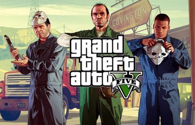 虚拟现实技术体验《GTA5》 因太真实有罪恶感