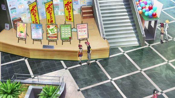 《羁绊者》动画中出现露露子