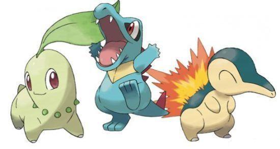 菊草叶VS火球鼠VS小锯鳄 你最爱哪一只?