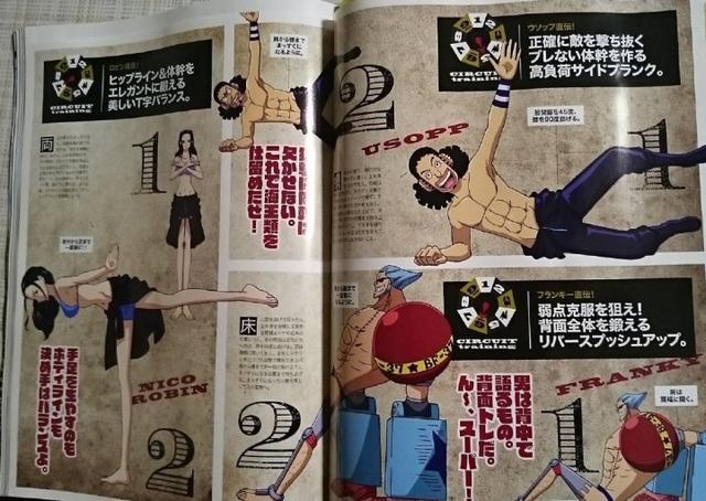 《航海王》登上男性健康杂志