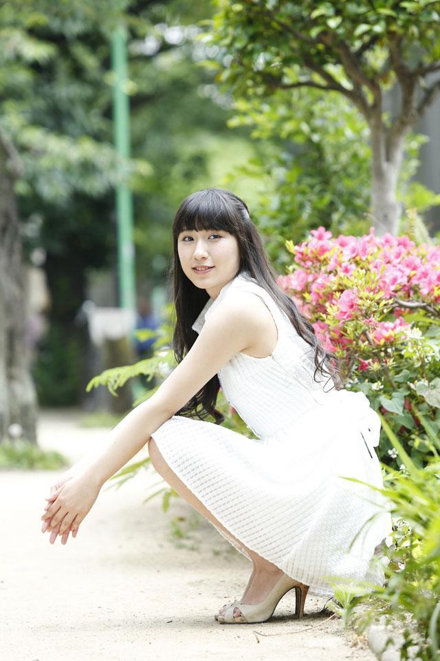 """""""破音姬""""小见川千明接受媒体采访"""