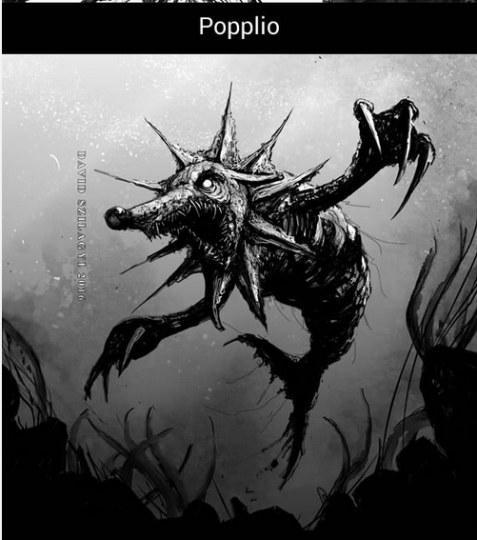 暗黑系《精灵宝可梦》出炉