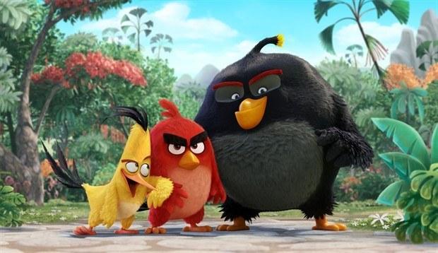 《愤怒的小鸟》导演:我们比迪士尼强的多!