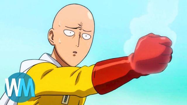 埼玉老师不负众望!欧美媒体评选十大日本动画超级英雄