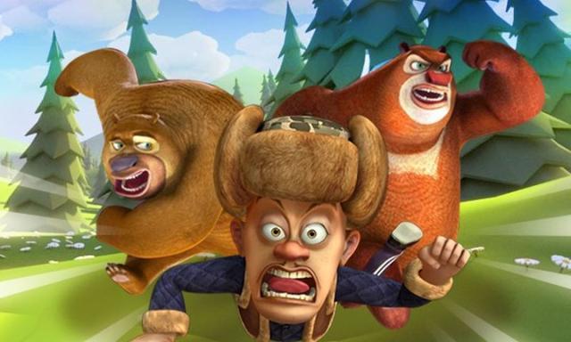 熊出没第三档 动画片鄙视链引发争议