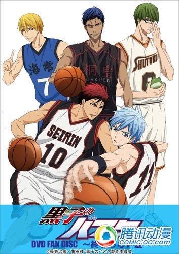 《黑子的篮球》FAN DISC将12月发售