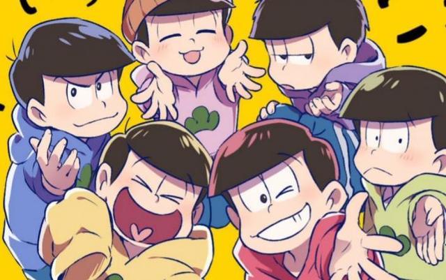 《阿松》动画特番将在12月播出