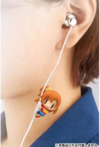 《LL》创意周边 让偶像们抱在耳机线上吧