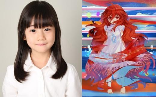 正宗萝莉音上线!7岁声优在《末日时在做什么》第5集登场