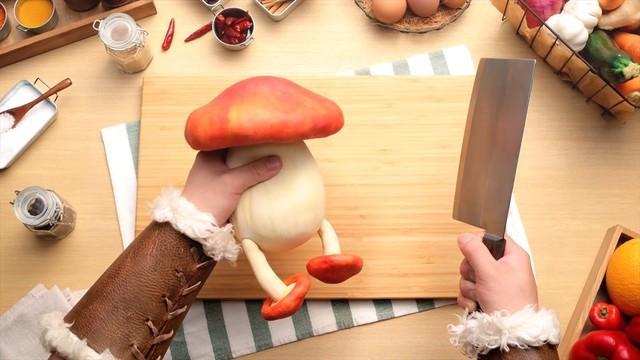 舌尖上的地下城 《迷宫饭》教你肢解蘑菇
