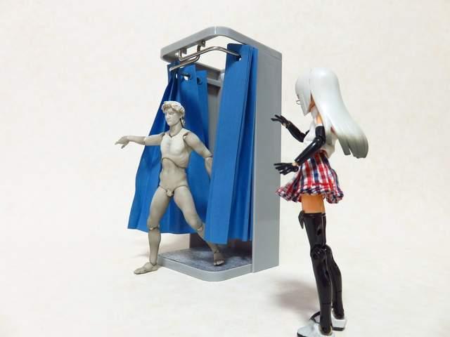大卫像可动模型开箱试玩